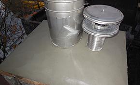 $260 Chimney Cement Crown Repair