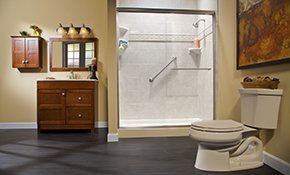 $7,499 for a Tub/Shower Enclosure or Tub to Shower Conversion