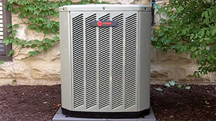 $2200 for a Complete High-Efficiency Trane A/C Unit Installed