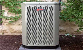 $4,975 Trane 15 SEER Heat Pump with a Variable Speed Electric Furnace