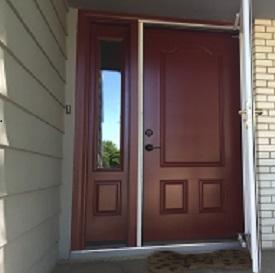$225 for $250 off a New ProVia Vantage Fiberglass Front Door
