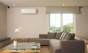 $4,999 for a Ductless Heat Pump Installation