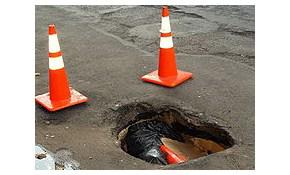 $350 Asphalt Pothole Semi-Permanent Repair