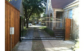 $3,510 for an Automatic Swing Gate