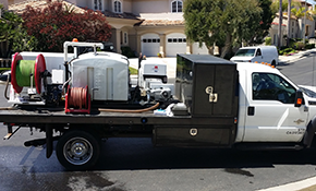 $185 for Hydro-Jetting Drain Cleaning and Camera Inspection, Reserve Now for $18.50