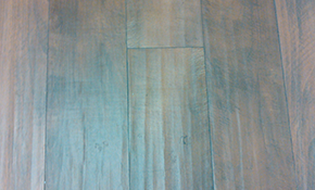 $1,999 for 2 Rooms of Wood-Look Porcelain Tile Flooring Installation