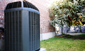 $6,226.00 for Trane 3-Ton Heat Pump