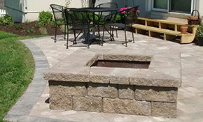 $5,999.00 for Paver Stone Patio Installation