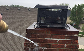 $300 for a Chimney Leak Evaluation