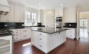 $2,790 for Custom Granite Countertops up to 50 Square Feet--Labor and Materials Included