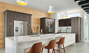 $2,403 for Custom Quartz Countertops up to 40 Square Feet--Labor and Materials Included