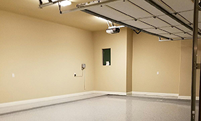 $999 Professional Garage Floor Epoxy System