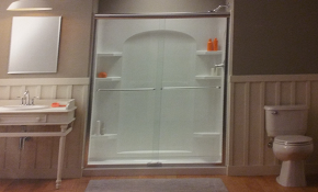 $3,899 For Tub And Shower Conversion