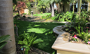 $3,825 for 500 Square Feet of Artificial Grass Installation