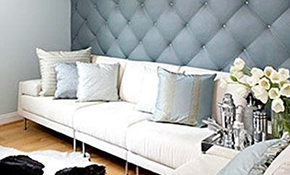 $450 for $500 Credit Toward Reupholstery Services