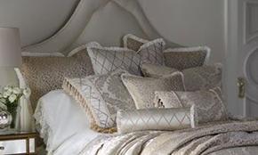 "$900 for 4-18""x18""  Custom  Pillows"