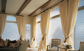 $1,080 for New Drapes For Your Home