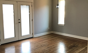 $1,299 for up to 400 Square Feet of Hardwood Floor Sanding and Refinishing
