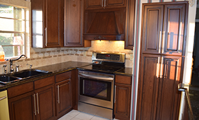 $7,000 for Kitchen Cabinet Refacing-Deluxe