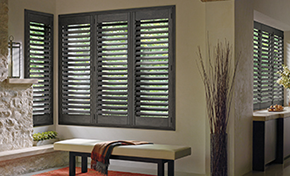 $450 for $500 Credit Toward Plantation Shutters