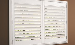 $1,169.00 for 50 Square Feet of Wooden Shutters...