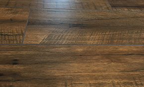 $2,400 for 400 Square Feet of Shaw Timberline Laminate Floor Installation