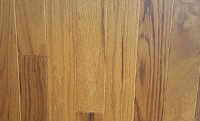 $3,120 for Up To 400 Square Feet of Hardwood Floor Installation, Including Warranty