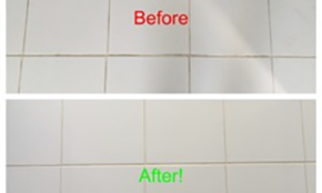 $180 for Up to 200 Square Feet of Tile and Grout Cleaning and Sealing