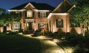 $99 for $1,000 Credit Toward a Landscape LED Lighting Package
