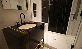 $100 for a Kitchen or Bathroom Design Consultation with a Credit