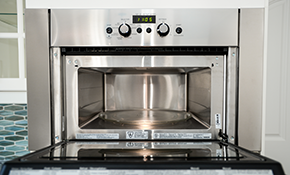 $169 Microwave Repair--Pick-up & Delivery Included