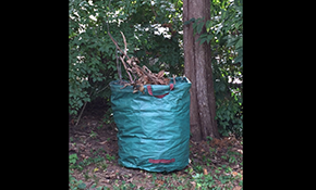 $20.99 for a 70 Gallon Reusable Yard, Gardening and Leaf Waste Bag