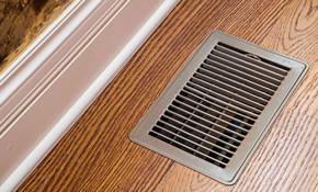 $299 Air Duct Cleaning and Sanitizing with Unlimted Vents