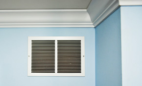 $150 Air Duct Cleaning of 5 Vents