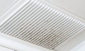$299 Home Air Duct Cleaning with Sanitizing and Camera Inspection!