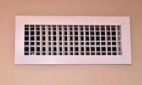 $329 Air Duct Cleaning with Unlimited Vents and a Credit for Additional Service