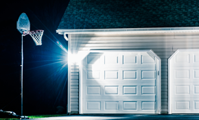 $1,500 for Outside Home Security Lighting