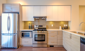 $500 for LED Low Voltage Under Cabinet Lights with Dimmer Installation