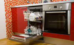 $119 for Dishwasher Installation