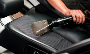 $200 for Interior Auto Detailing and Exterior Hand-Washing for 2-Row SUV or 4-Door Truck