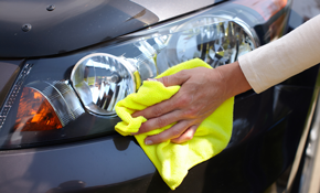 $129 for Mobile Interior Auto Detailing and Exterior Hand Wash