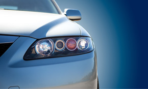 $110 for Professional Headlight Restoration