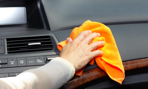 $72 for Mobile Interior Auto Detailing