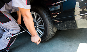 $80.99 for a 4 Wheel Alignment on Honda or Acura Vehicles