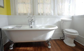 $157 Bathtub Refinishing with Non-Slip Surface