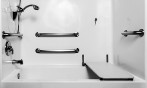 $250 for Installation of 2 Shower Grab-Bars