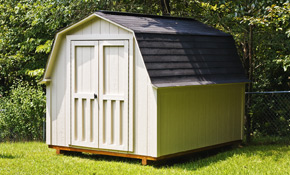$4,299.00 for a New Storage Shed