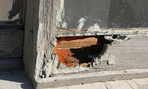 $99 for 2 Hours of Exterior Wood Rot Repair