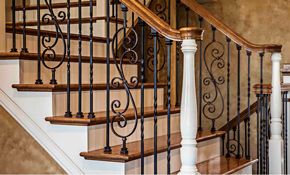 $1,485 for New Staircase Treads & Risers Installation Included