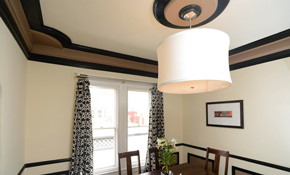 $499 for Crown Molding Installation
